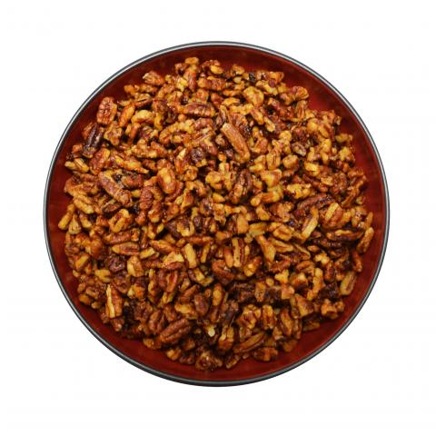 Pecan Pieces, Large, Spicy