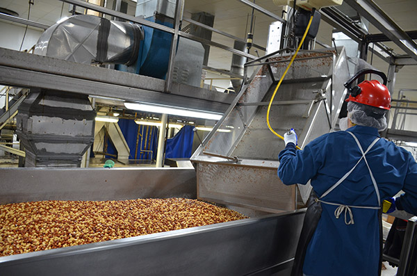 Nuts Manufacturing