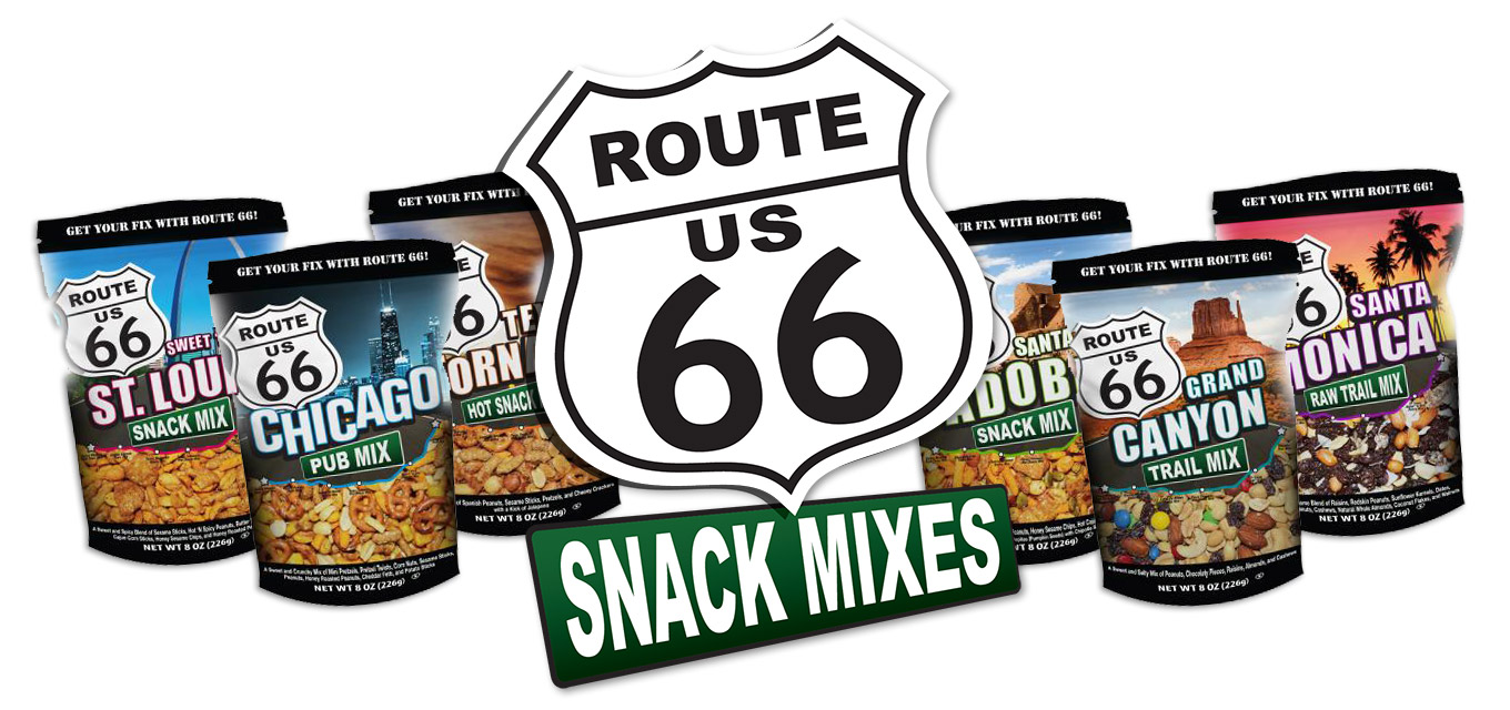 Route 66 Products Collage