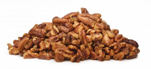 Pecan Pieces, Medium, Candied