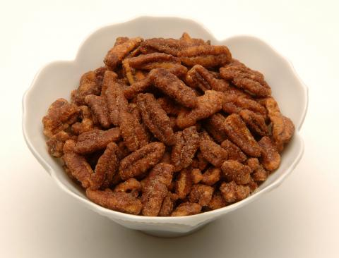 Pecan Pieces, Medium, Praline Chipotle