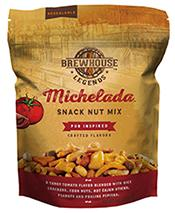 Bag of Michelada Snack Nut Mix
