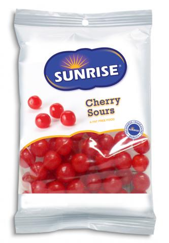 Bag of Cherry Sours