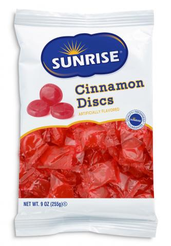 Bag of Cinnamon Discs