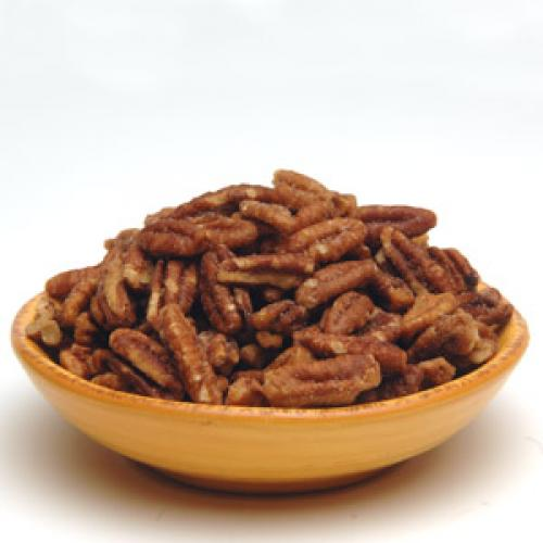 Pecan Pieces, Large, Candied