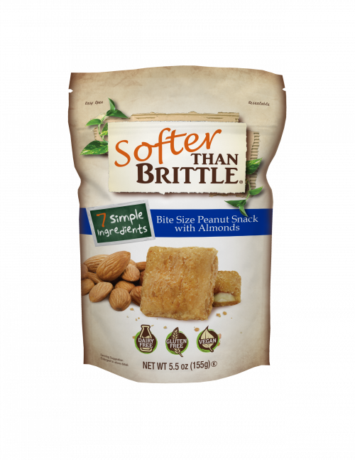 Bag of Softer Than Brittle Almond