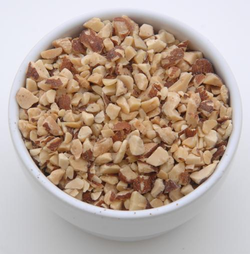 Almonds Diced, Roasted, Unsalted