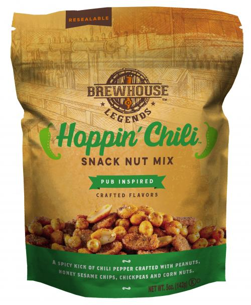 Bag of Hoppin' Chili Snack Nut Mix