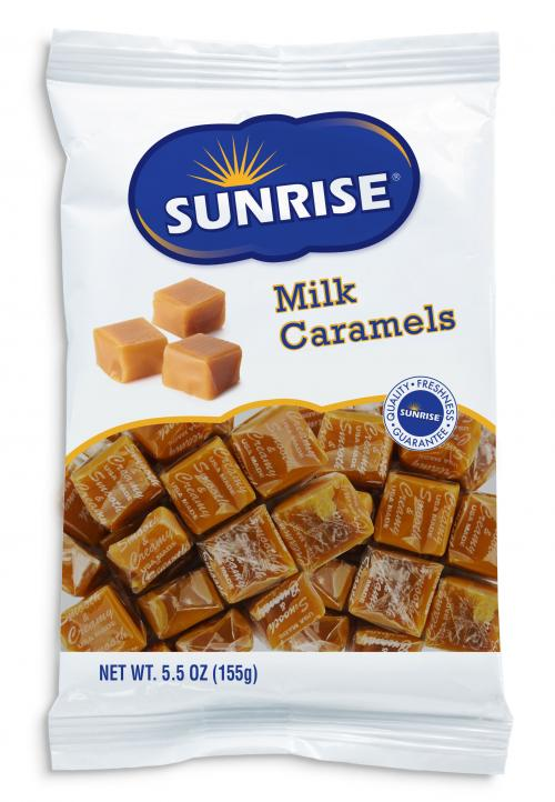 Bag of Milk Caramels