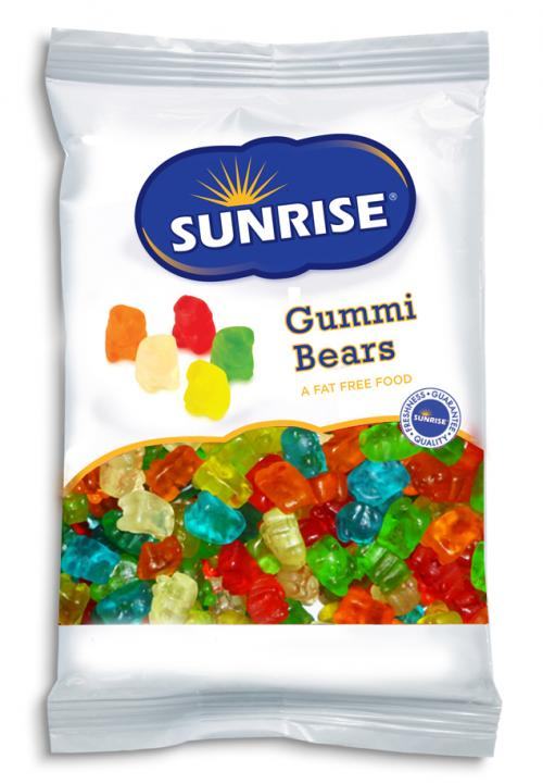 Bag of Gummi Bears