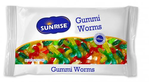 Bag of Gummi Worms